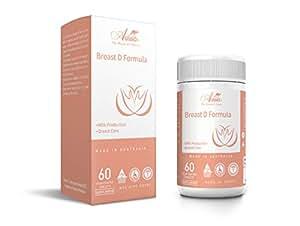 Breast D Formula With Fenugreek, Vitex and Vitamin D