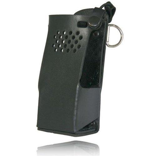 Boston Leather Radio Holder For Motorola Apx6000 - (Leather Radio Holder For Motorola Apx 6000)