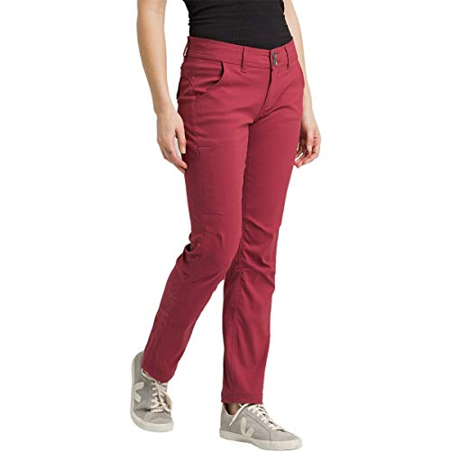 prAna Halle Straight Pant - Women's Rusted Roof, 4