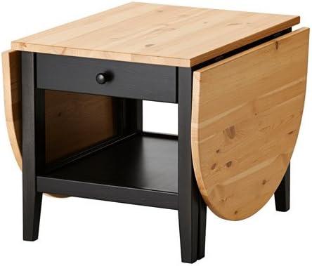 Ikea Arkelstorp Couchtisch Schwarz 65x140x52 Cm Amazon De Kuche Haushalt