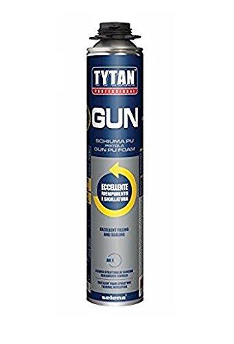 Espuma poliuretano para pistola ml.750: Amazon.es: Hogar