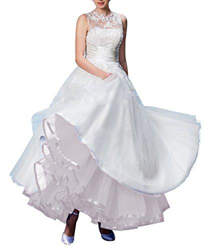 femme longueur pour Rockabilly Jupon Jupon Gris Bbonlinedress mariage 100cm IqwxYRqz