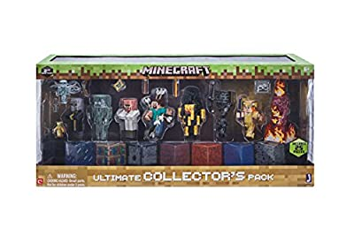 Minecraft Ultimate Collector's Pack by Jazwares