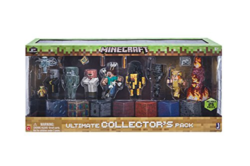 Minecraft Ultimate Collector's Pack | Product US Amazon