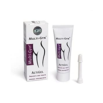 Amazon.com: actigel Multi-gyn 50 ml BIOCLIN Tratamiento ...