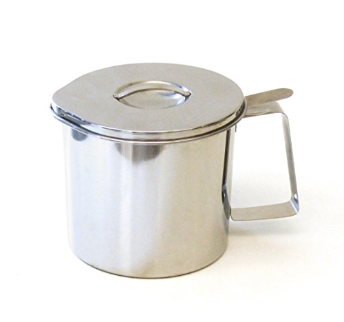 Compare price to deep fryer oil storage container TragerLawbiz