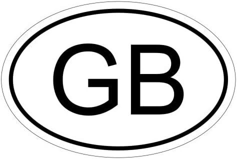 Kiwistar Großbritannien Gb 15 X 10 Cm Autoaufkleber Sticker Aufkleber Kfz Flagge Auto