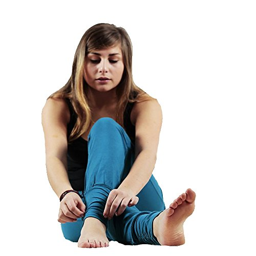 Leela Cotton Damen Yoga Hose aus Bio-Baumwolle
