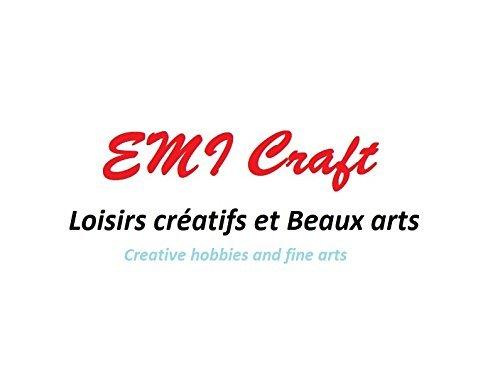 EMI Craft Tournette de potier 30 cm