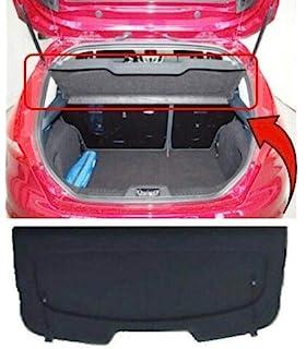 OREALTOOL Black Retractable Cargo Cover Luggage Shade Shield for Honda CR-V CRV 2012-2016 Rear Boot Trunk Parcel Load Shelf Shielding Security Panel Roller Blind