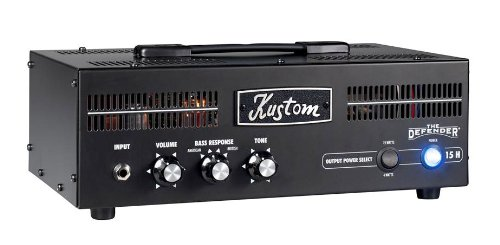 Kustom Amps DEFENDER15H The Defender 15-Watt Class A Guitar Head by Kustom Amps