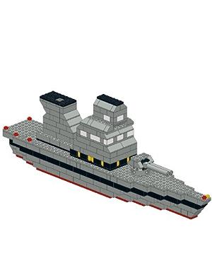 Lego - Naval Frigate - TDS Models