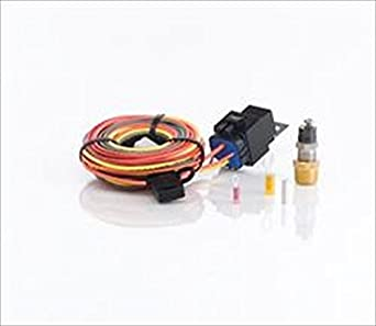 amazon com be cool 75021 electric fan wiring harness kits image unavailable image not available for color be cool 75021 electric fan wiring harness kits
