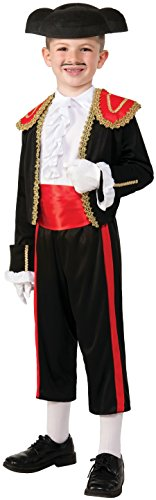Kids Bull Costumes (Forum Novelties Matador Costume, Large)