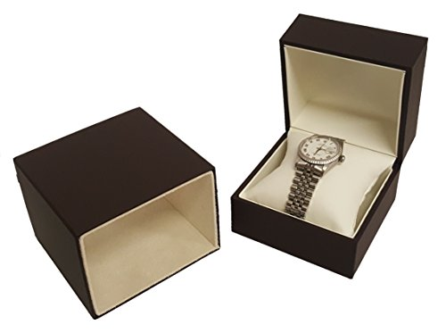 888 Display Elegant Sleeve Earring Ring Necklace Bracelet Watch Gift Box Display (4.5