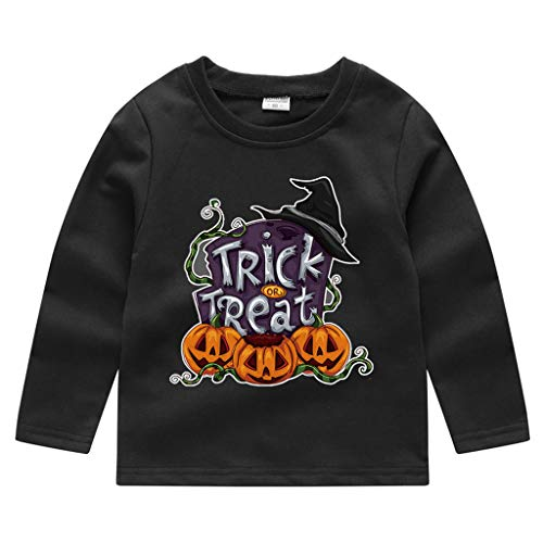 Scary Concept Costumes - Fun1980s Toddler Boys' Girls Halloween Long-Sleeve