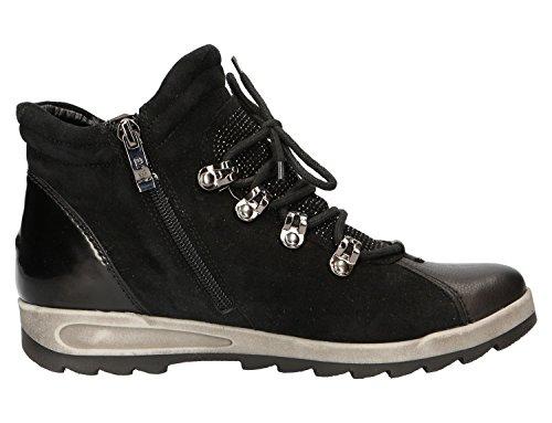 Ancho sport Boots 44631 Para G Rom Mujer Sueltos 12 Schwarz Plantillas Ara st H0qTc