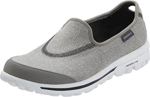 Skechers Go Walk Slip on Shoe,Grey,10 M US