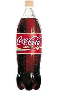 Coca Cola Vainilla - Paquete de 24 x 330 ml - Total: 7920 ml: Amazon.es: Alimentación y bebidas