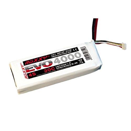 316629 - Multiplex LiPo-Akku ROXXY Evo 4-4000 30C