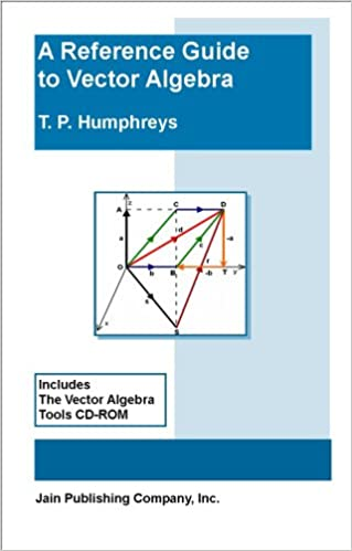 A Reference Guide to Vector Algebra: T  P  Humphreys