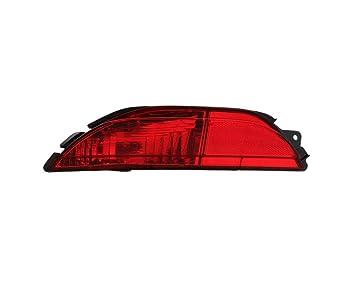 Niebla schluß lámpara izquierda para Fiat Grande Punto 199 Alfa Romeo Mito Hatchback 05 de: Amazon.es: Coche y moto