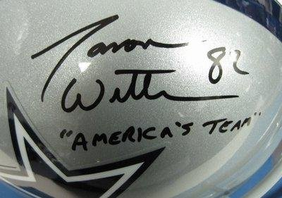 info for 90e92 16612 Amazon.com: Autographed Jason Witten Helmet - Replica ...
