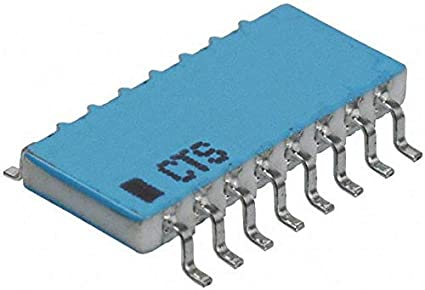 Pack of 20 767163273GP RES ARRAY 8 RES 27K OHM 16SOIC