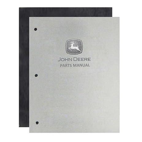 amazon com parts manual jd p pc737 john deere 4010 4010 garden rh amazon com john deere 4020 parts diagram John Deere Snowblower Parts Diagram