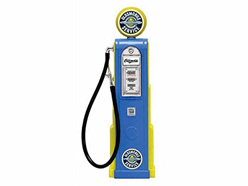 Replica Vintage Digital Gas Pump Oldsmobile Brand 1/18