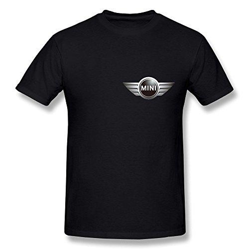 Van Men's BMW Mini Cooper Tattoo Clubman Coupe Car Brand Logo T Shirts L Black Clubman Shirt