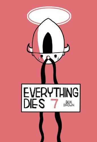 Everything Dies (Comix)