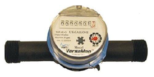 NMT 3/4'' Versamag Polymer Cold Water Meter
