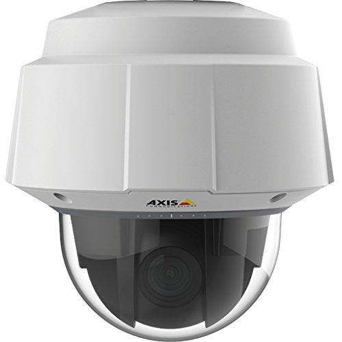 - AXIS Q6055-E Network Camera - Colour - MPEG-4 AVC, Motion JPEG, H.264-1920 x 1080-4.44 mm