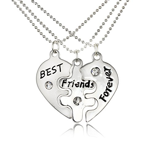 Bestjybt Friends Necklace Valentine Friendship product image