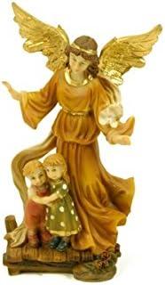 Figura ángel de la guarda niños