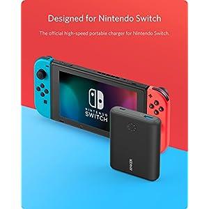 Anker PowerCore 13400 Nintendo Switch Edition