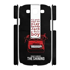TOSOUL Custom painting The Shining Phone 3D Case For Samsung Galaxy S3 I9300 [Pattern-6]