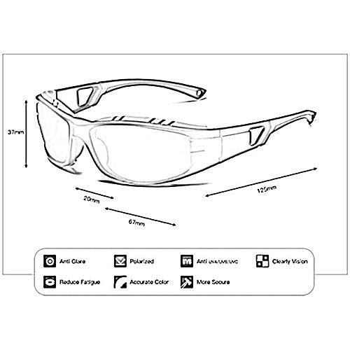 ZHRUIY Haute Soleil Loisirs Couleurs Cadre Goggle Lunettes Homme UV Femme PC Sports 100 Qualité A2 De 4 Protection AXqgAUwxr