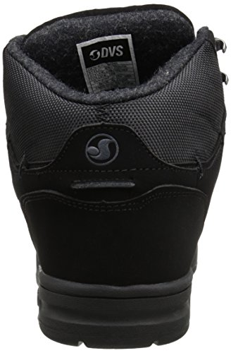 DVS Westridge Black Black Trubuck Black