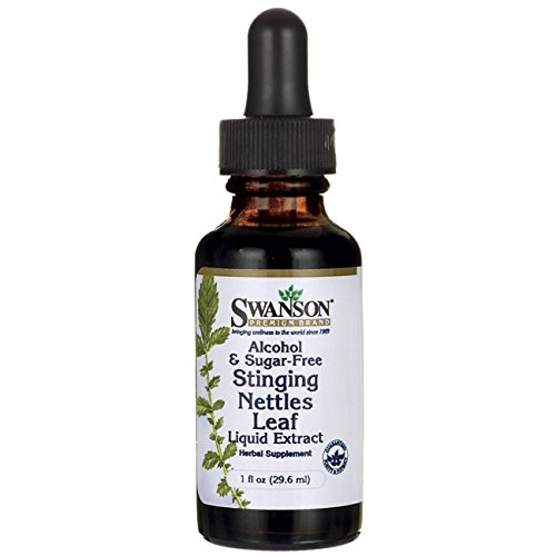 Swanson Stinging Nettles Alcohol Sugar Free