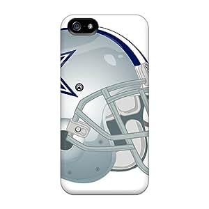 [yuETI11202SLmmb]premium Phone Case For Iphone 5/5s/ Dallas Cowboys Tpu Case Cover