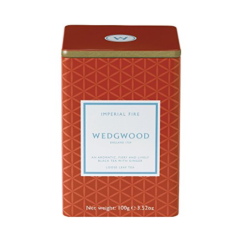 Wedgwood Signature Tea Imperial Fire Caddy ()