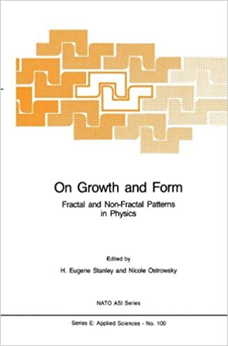 On Growth and Form: Fractal and Non-Fractal Patterns in Physics (Nato Science Series E:)