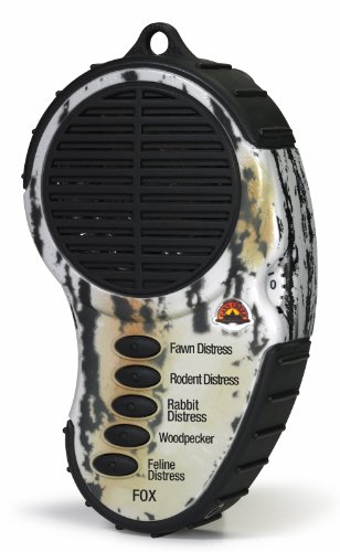 Cass Creek - Ergo Call - Fox Call - CC096 - Handheld Electronic Game Call -...