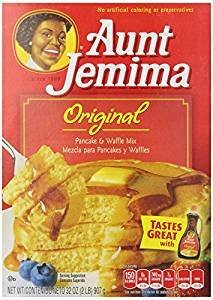 Aunt Jemima Original Pancake & Waffle Mix 32 Oz. Pack Of 3.