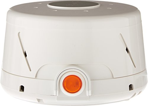 Marpac Dohm+ Sound Machine Plus Nightlight and Footswitch, W