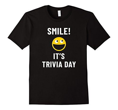 Smile! It's Trivia Day Weird Holiday Celebration - Weird Holidays January