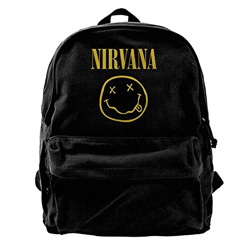 Nirvana Canvas Backpack B1