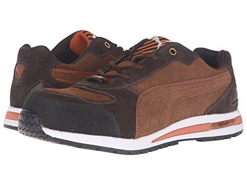 [PUMA(プーマ)] メンズランニングシューズ?スニーカー?靴 Barani Low EH Brown 10 (28cm) W